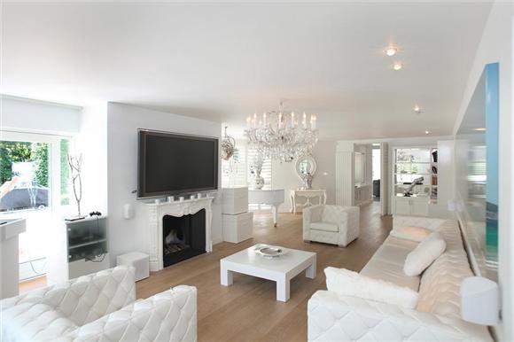 Inrichting woonkamer groot for Interieur ideeen gang