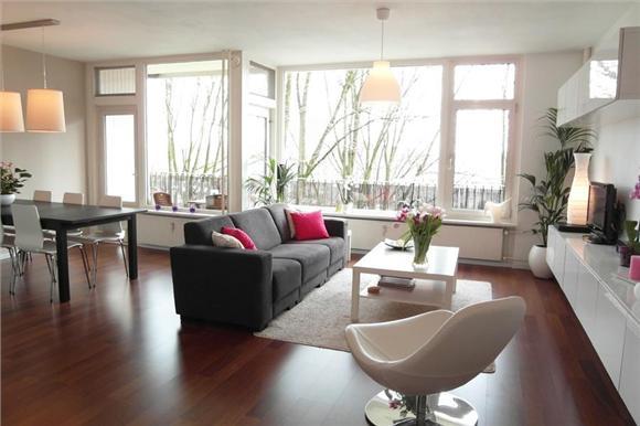 Interieurtips hoe ziet jouw leefruimte eruit deel 7 - Kleur die past bij de grijze ...