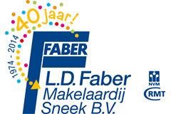 L.D. Faber Makelaardij Sneek b.v.