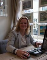 Sylvia Wilms - Ruijter  (Office manager)