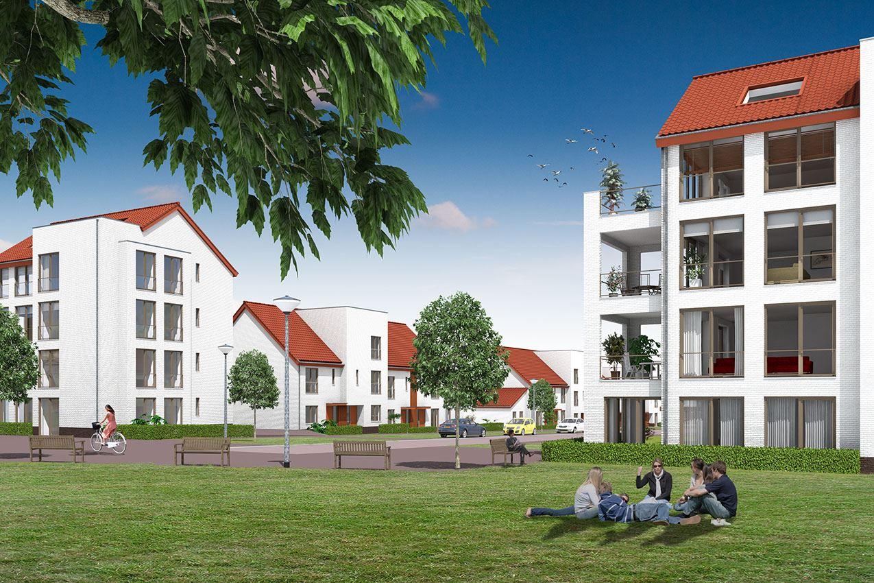 Nieuwbouwproject te koop: allure wolderwijd appartementen [funda]