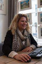 Evelien de Kam - Uitterdijk (Office manager)