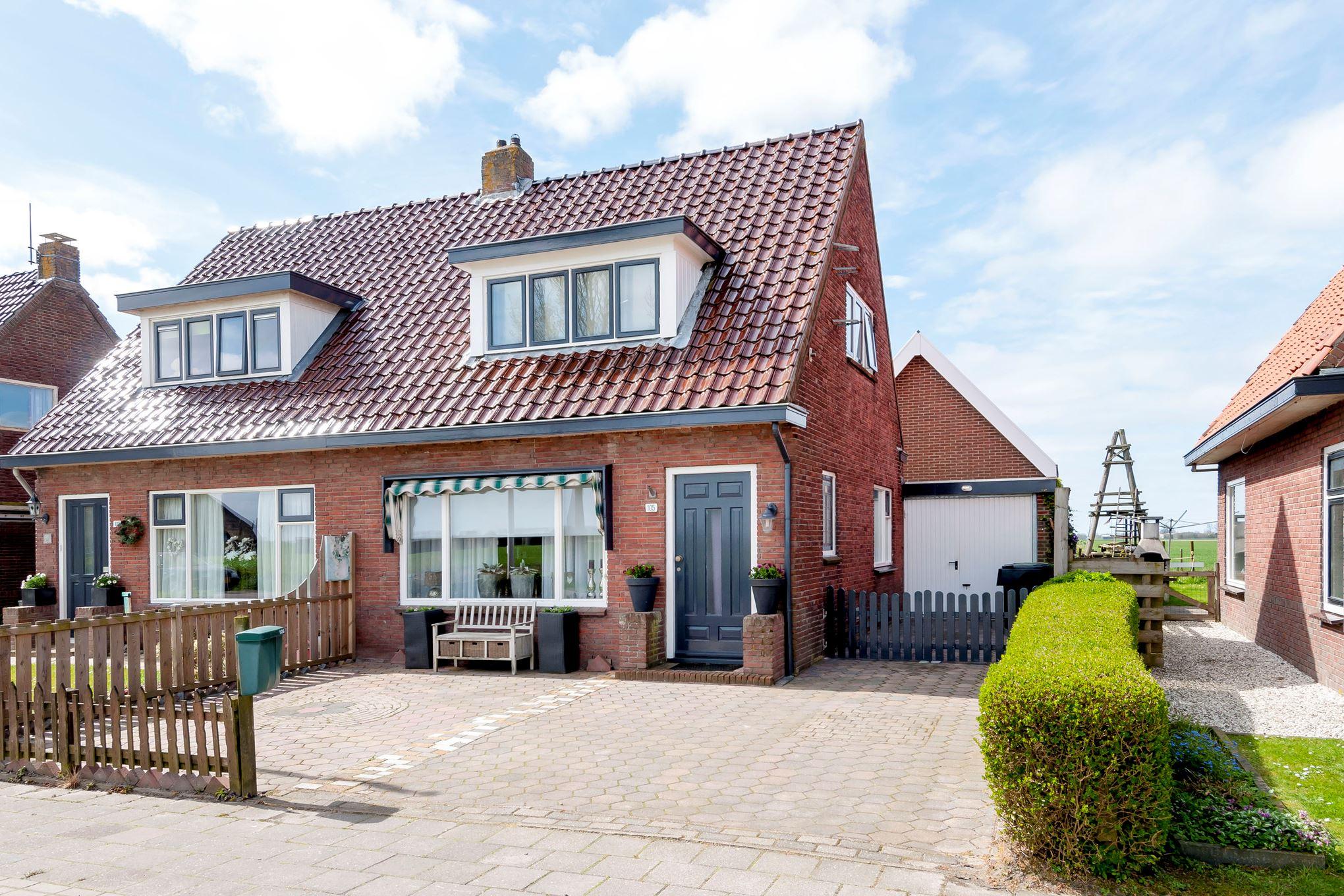 Huis te koop van albadaweg 105 9078 vv oudebildtzijl funda - Huis vv ...