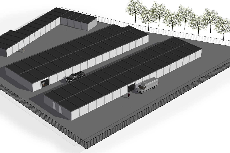 Garagebox te koop en te huur  Goeseelsstraat 35 A 31 84 4817 MV Breda [funda in business]