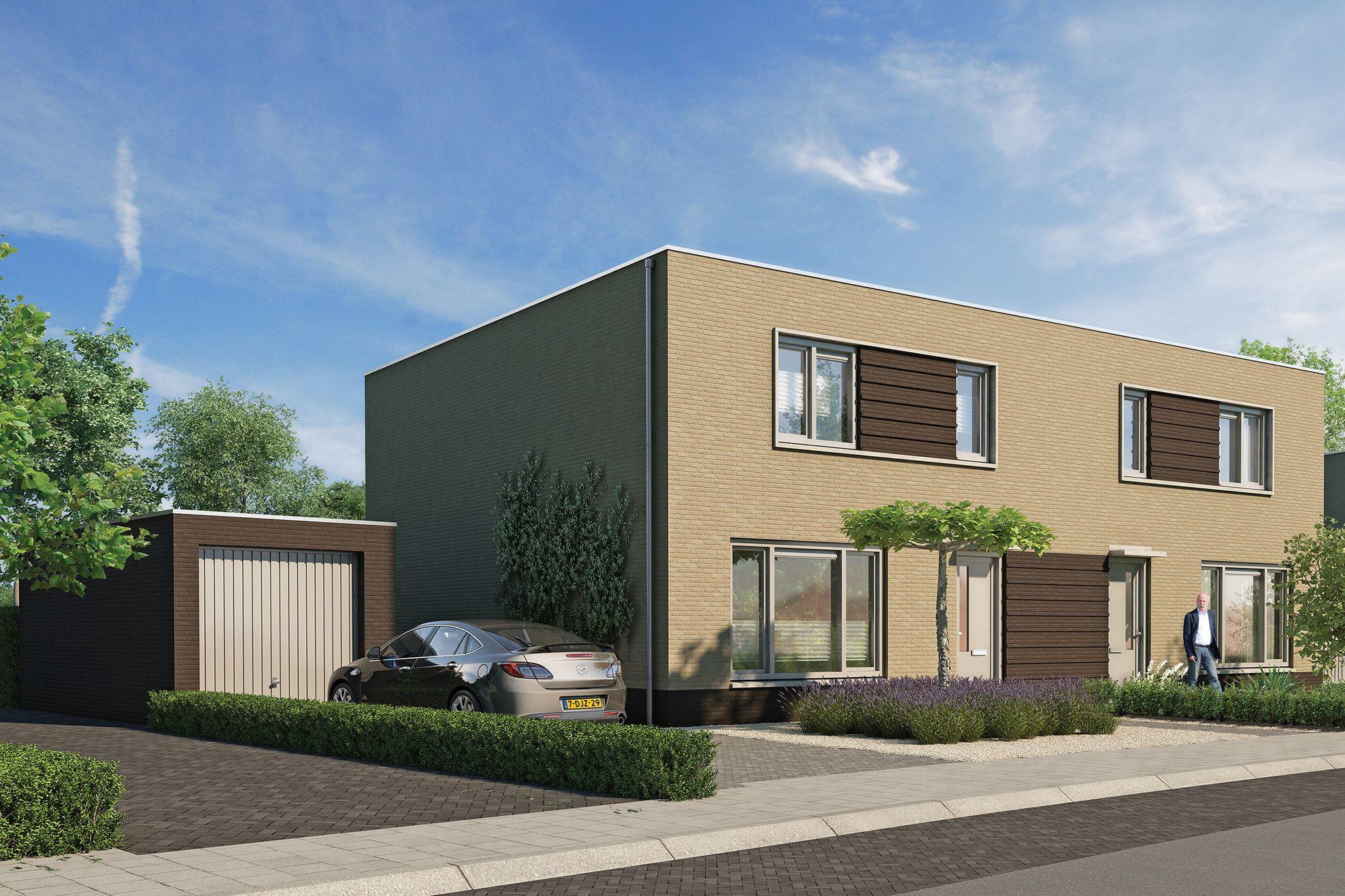 Nieuwbouwproject te koop de deyl 12 woningen funda - Zeer moderne woning ...
