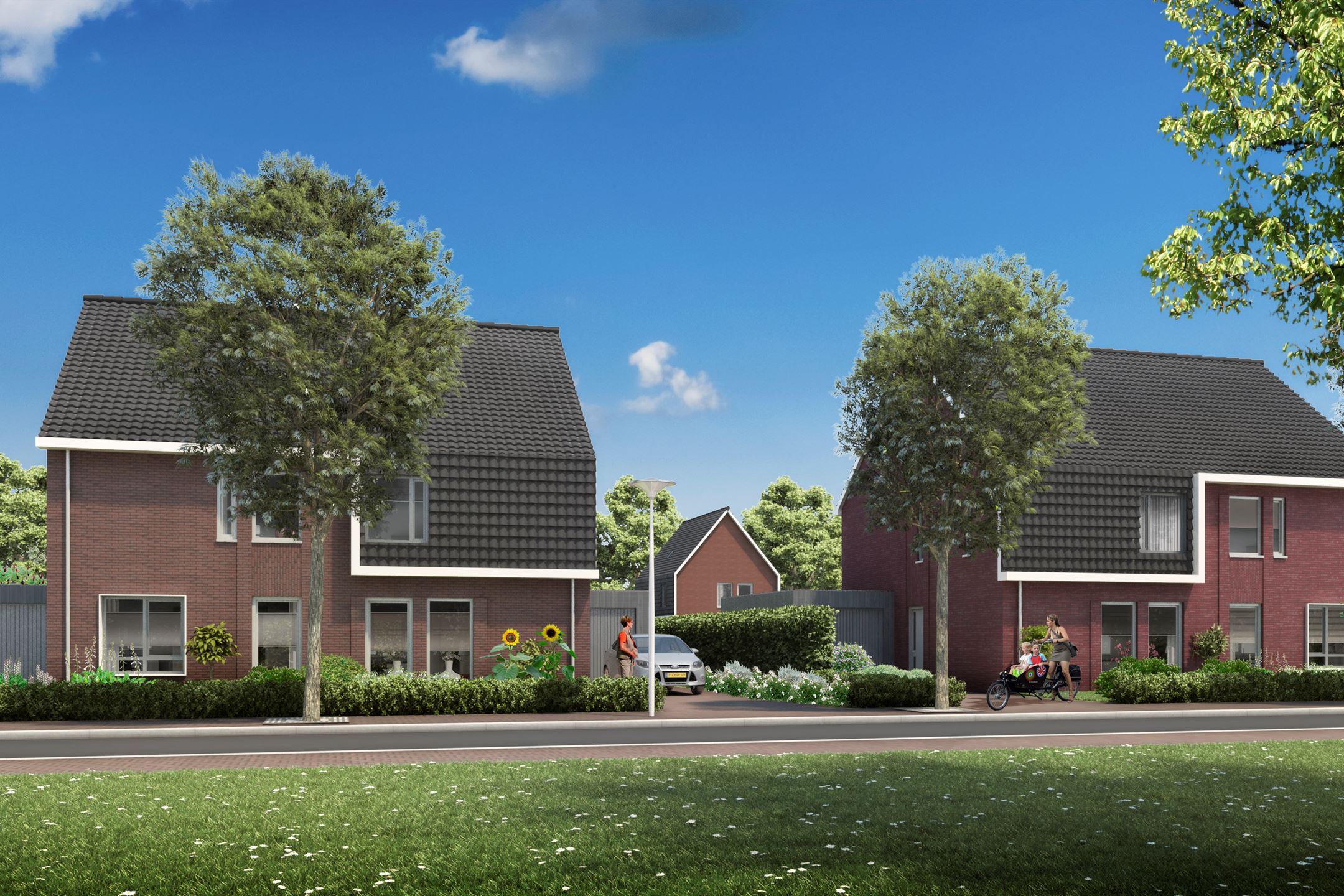 Nieuwbouwproject te koop: Wonen in Tersluis [funda]