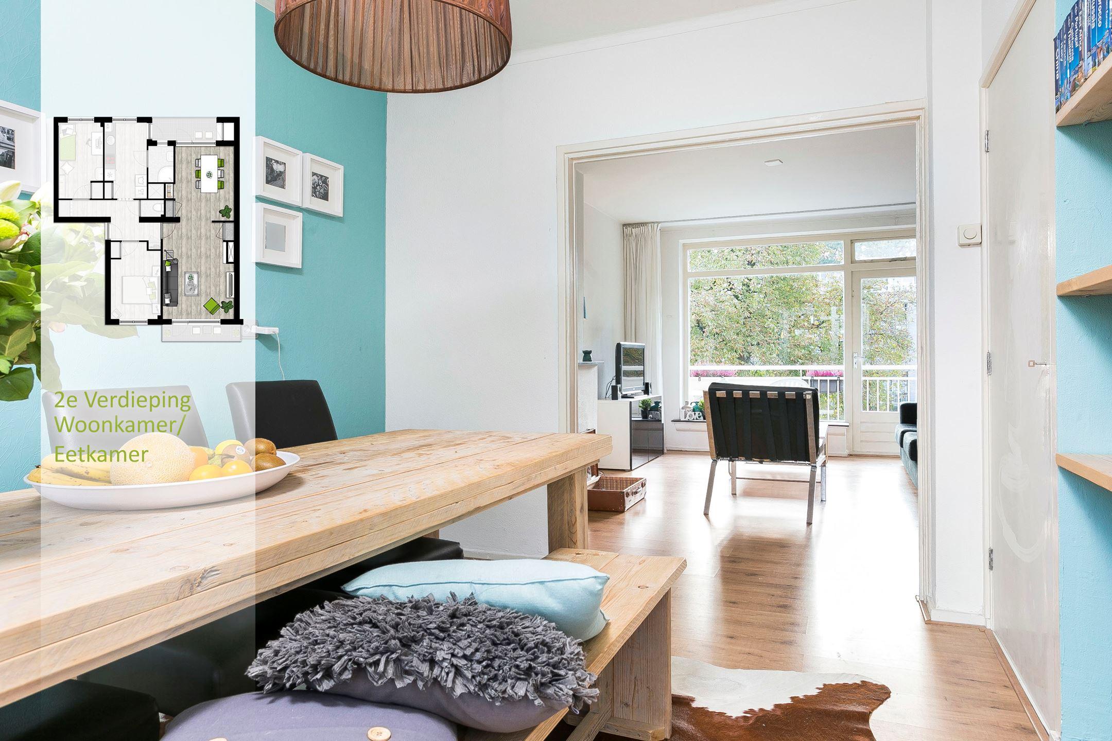Appartement te koop: Lippe Biesterfeldstraat 11 2 6824 LH Arnhem ...