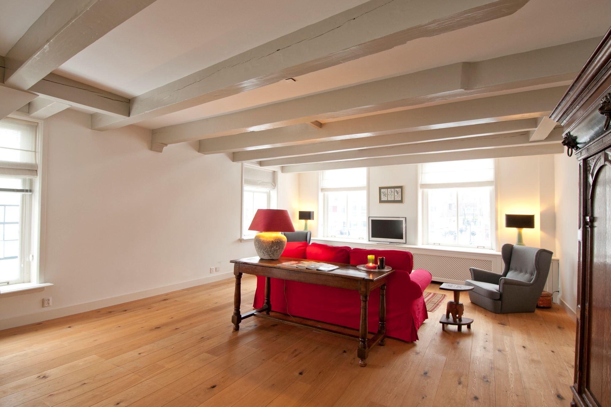 Appartement te huur: spaarne 35 rood 2011 cd haarlem [funda]