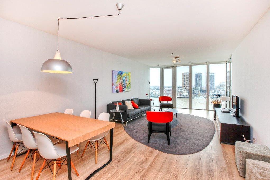 Wilhelminakade 451,Rotterdam,1 Slaapkamer(s) Bedrooms,2 Rooms Rooms,1 Badkamer(s)Bathrooms,Appartement,Wilhelminakade,1034