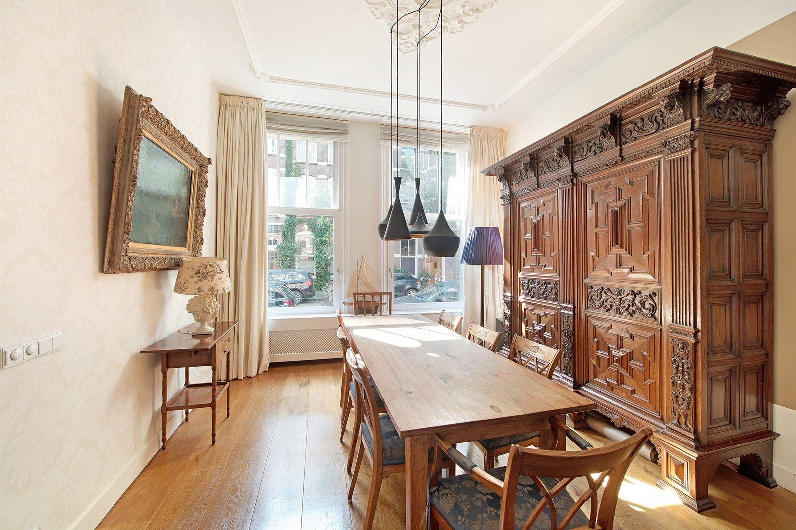 Appartement te koop: Palestrinastraat 6 -H* 1071 LE Amsterdam [funda]