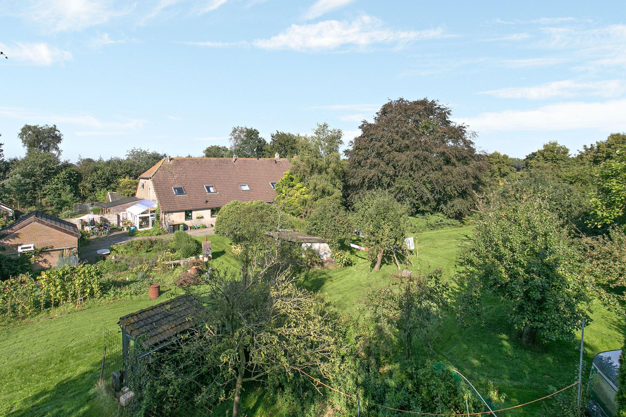 Deze woonboerderij in de provincie Drenthe (225K)