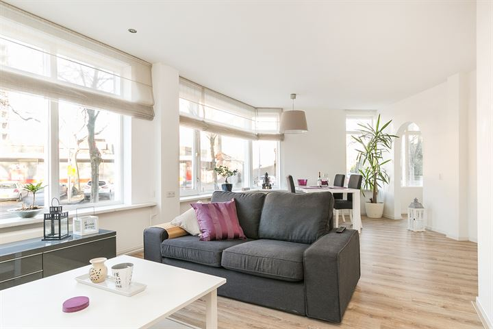 Dit appartement van 82 m2 in Rotterdam