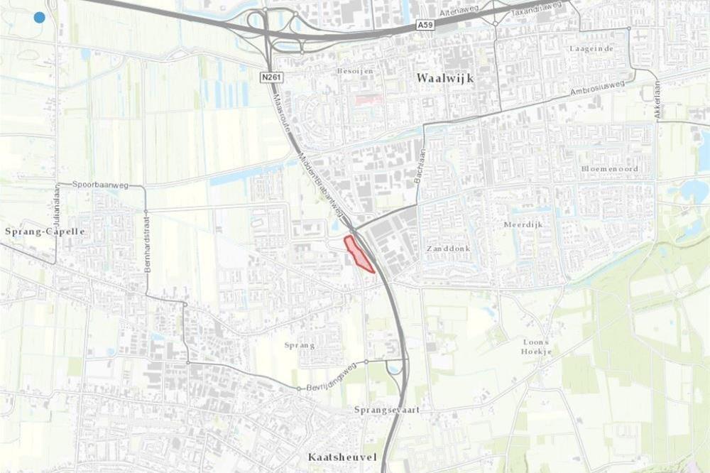 Tilburgseweg 1 waalwijk