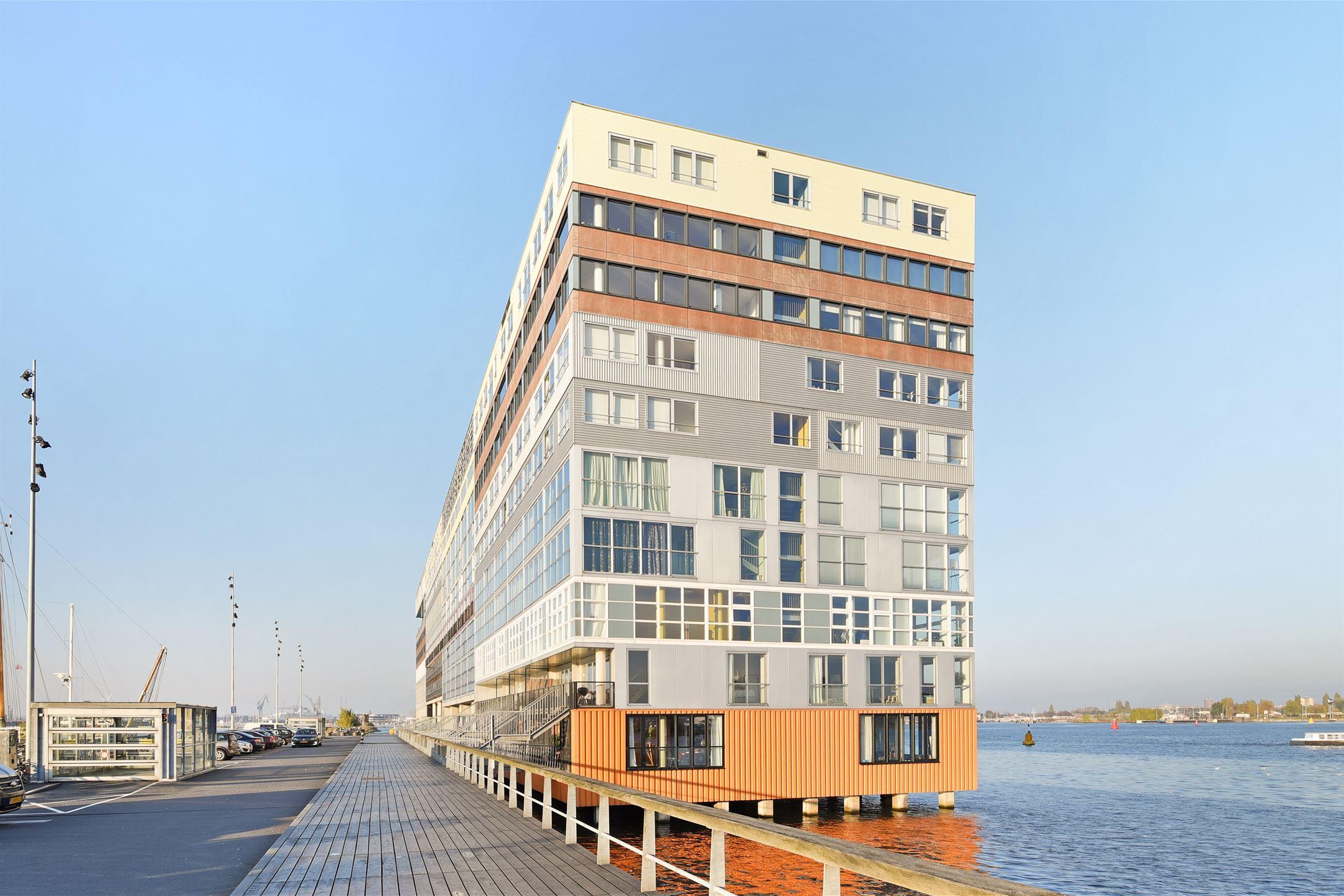 Appartement te koop: silodam 315  pp 1013 aw amsterdam [funda]