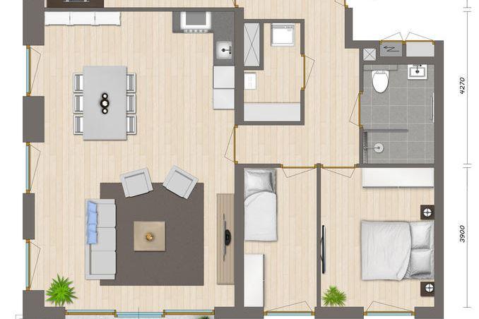 koop almere appartement bouwnummer bouwnr