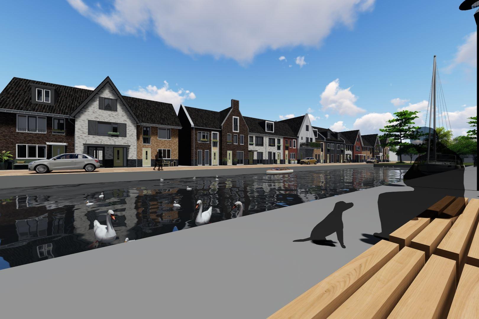 Huis te koop: Bouwnummer (Bouwnr. 217) 2181 BX Hillegom ...