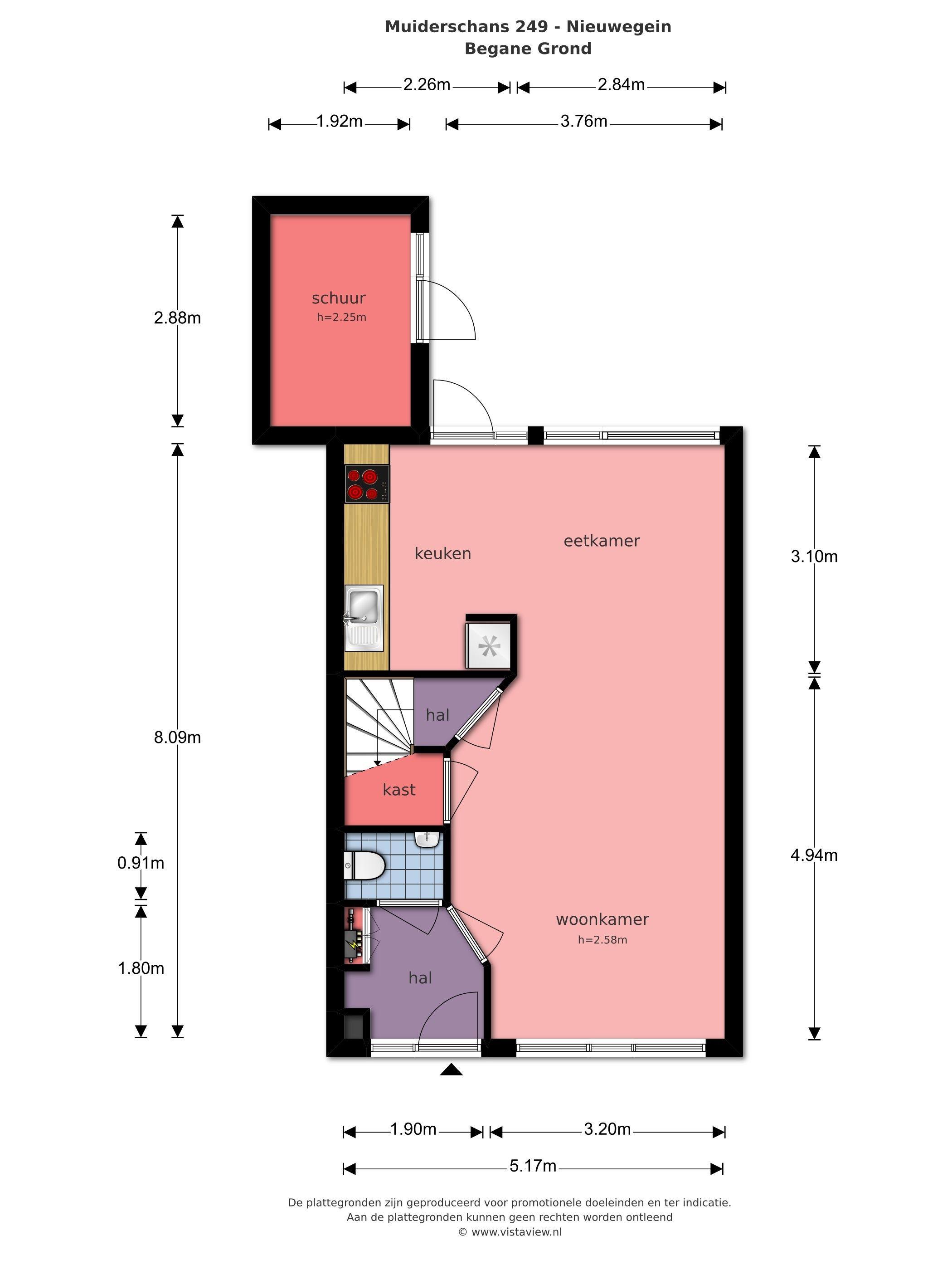 Huis te koop: Muiderschans 249 3432 XL Nieuwegein [funda]