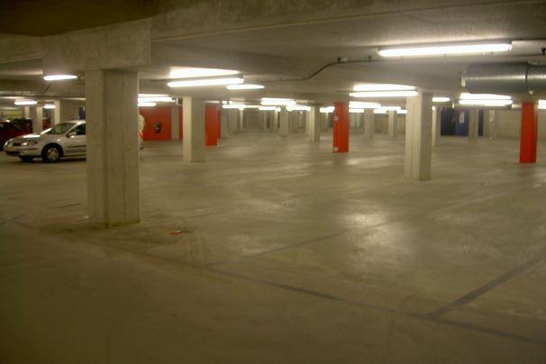 Henri Dunantplein parkeerplaats