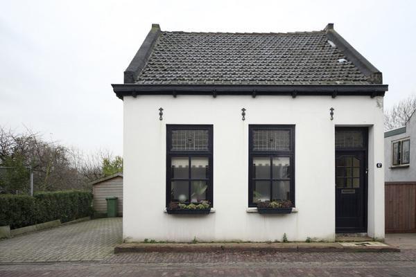 Huis te koop flierstraat 67 4926 ab lage zwaluwe funda for Huis zichtbaar maken google streetview