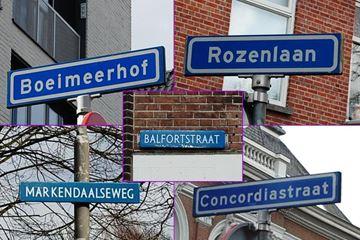 Diverse Parkeerplaatsen in Breda