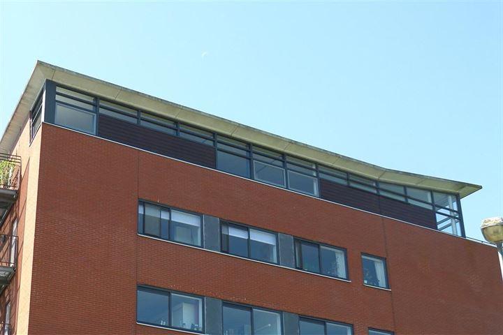 Aletta Jacobsstraat 35 t/m 167: Penthouses