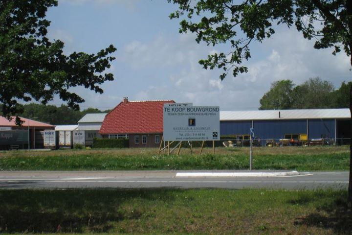 Holland Marsh, Nieuwe Pekela