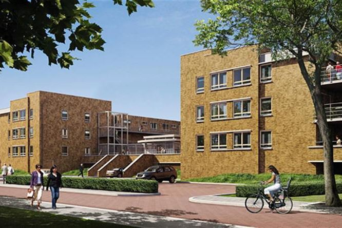 Koningin Emmastraat 100 t/m 330, Gorinchem - Appartementen