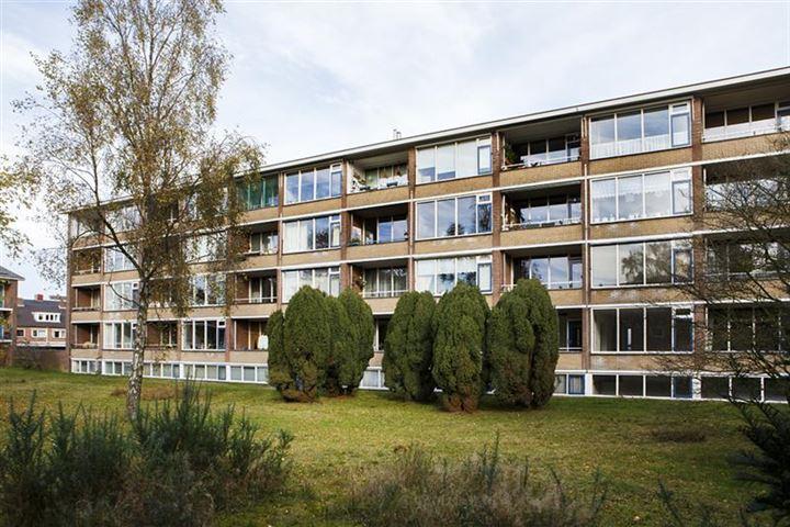 Anne Franklaan 12 t/m 112 eo: appartementen