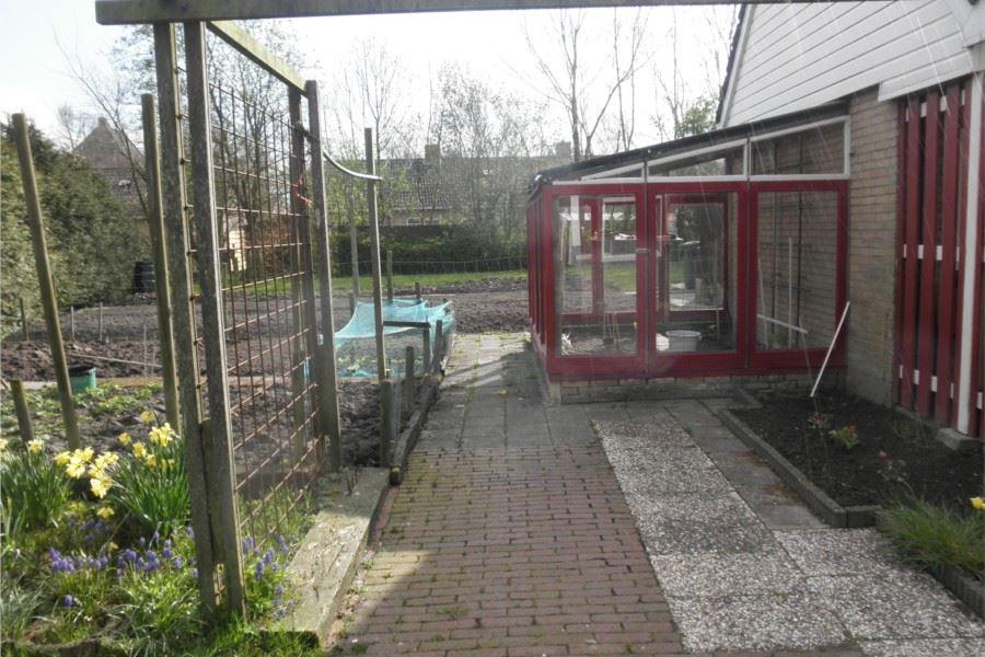 Huis te koop finnepaed 3 9054 kp hijum funda - Beschermd zonneterras ...