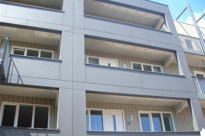 Meerten Verhoffstr 8B t/m 12D, Menno van Coehoornstr 7 t/m 95 - Appartementen