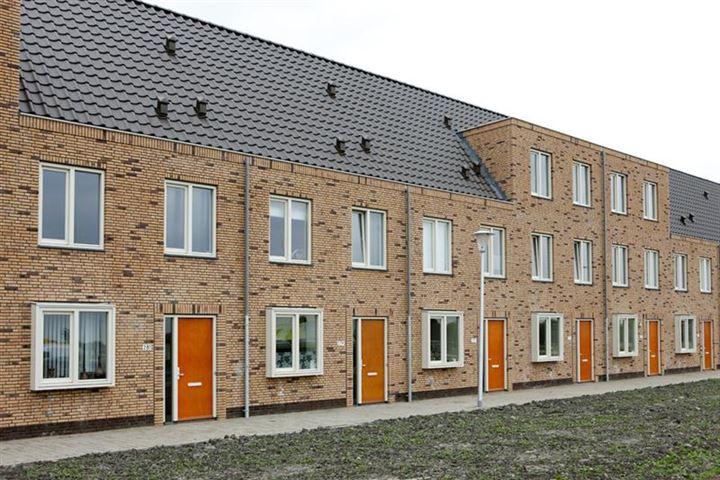 Oostmeerlaan 249 t/m 285 e.a. - Eengezinswoningen