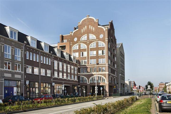 Centrum Vleuterweide: penthouses