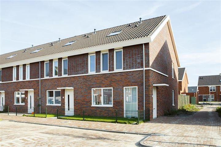 Herfsttuinlaan 18 t/m 38 eo, project Het Loofrijk: eengezinswoningen
