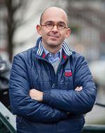 Paul van Dijk (Office manager)