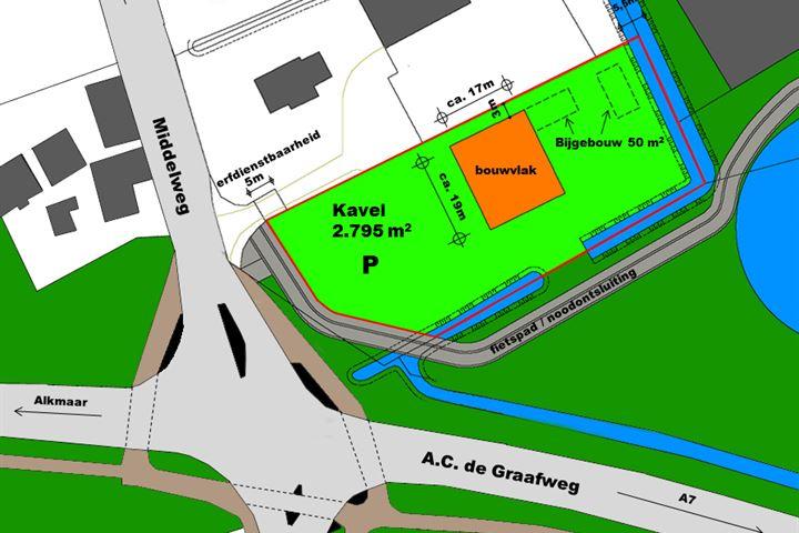 A.C. de Graafweg / Middelweg