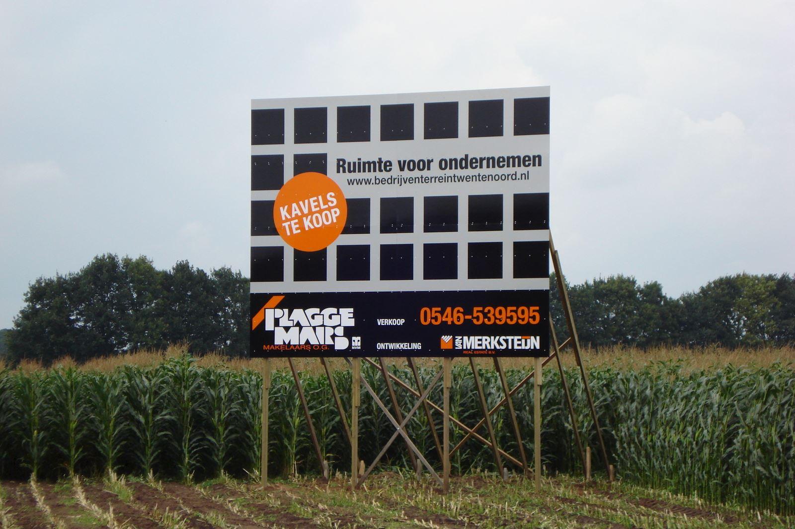 Bouwgrond almelo zoek bouwgrond te koop bedrijvenpark for Funda woonboerderij twente