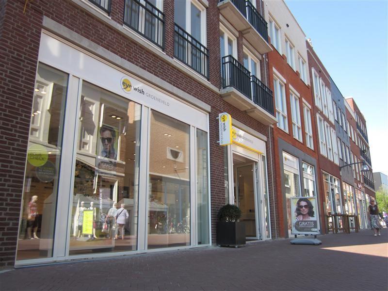 Winkel leeuwarden zoek winkels te huur nieuw zaailand for Fellini leeuwarden