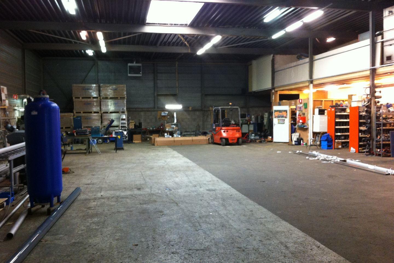 Bedrijfshal te koop en te huur  Industrieweg 24 6702 DR Wageningen [funda in business]