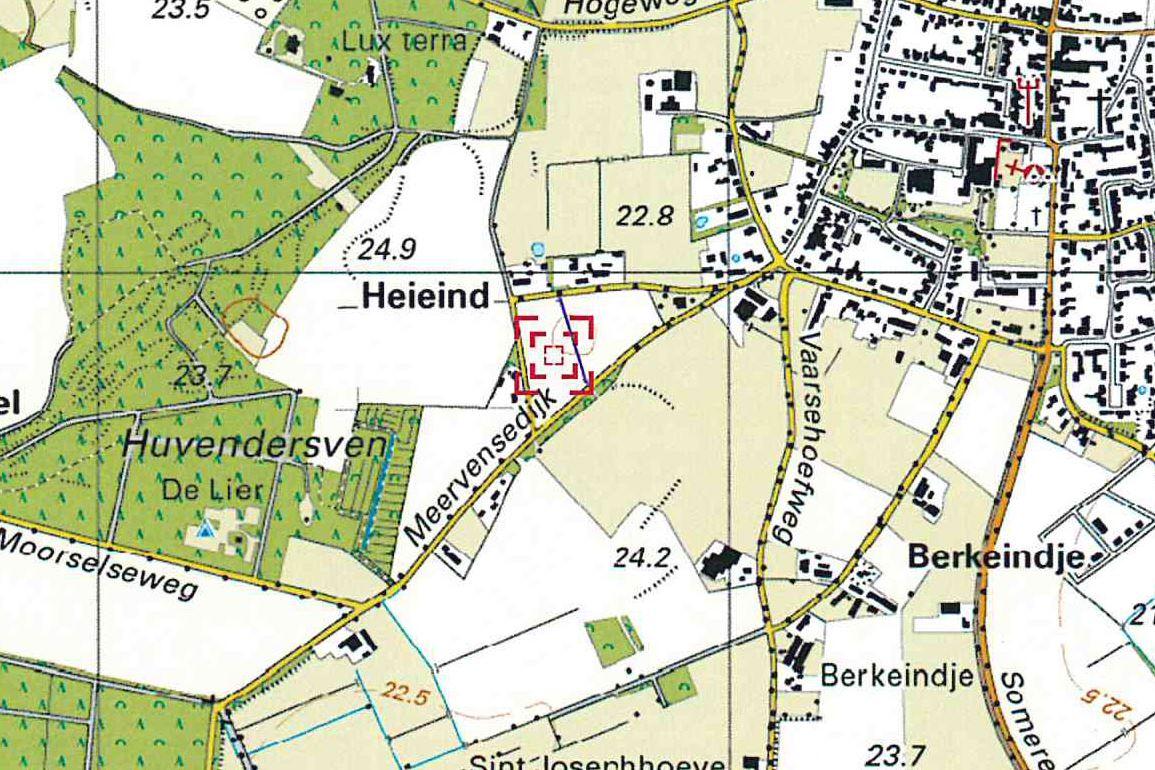 Bekijk foto 2 van Meervensedijk / Hanekampweg / Heieind