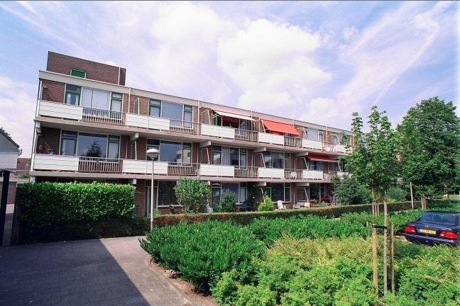 Idenburgplein 1 t/m 24 - Appartementen