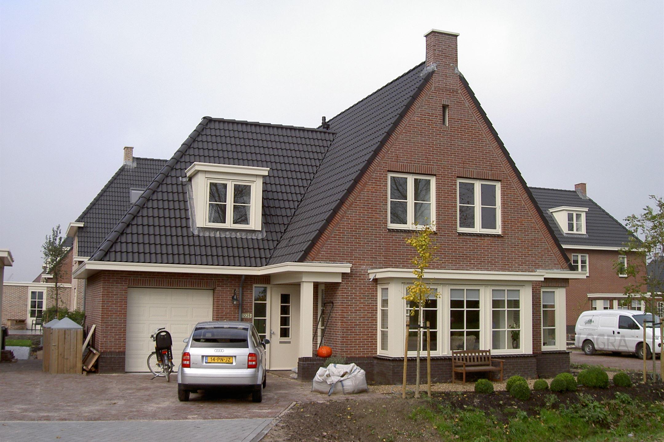Verkocht sier vroegrijkstraat kavel 3 4735 cn zegge funda for Bouwkosten per m3