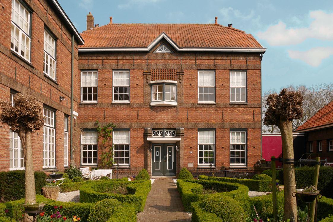 Huis te koop achterstraat 27 4586 ag lamswaarde funda for Mijn huis op funda