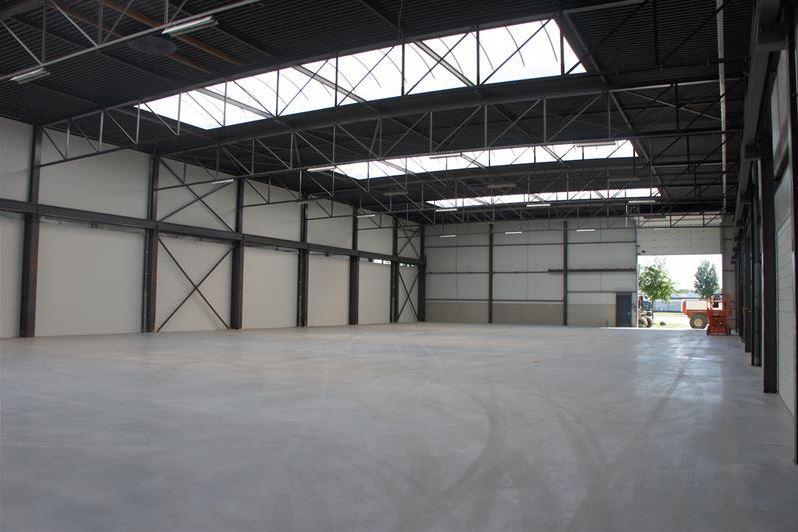 Bedrijfshal Tilburg | Zoek bedrijfshallen te huur: Jules ... Hornstraat 25 Tilburg