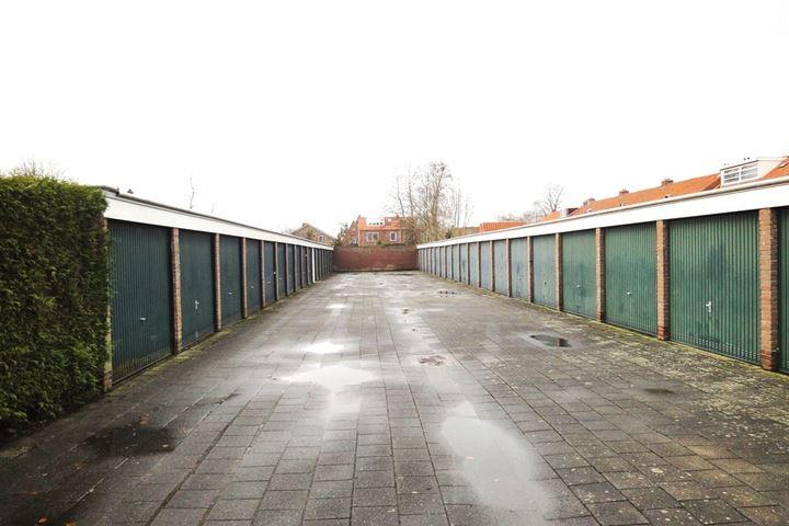 Treslingstraat Garageboxen