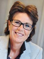 Yvonne Quint - Secretaresse