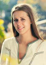 Charissa van Eykel (Office manager)