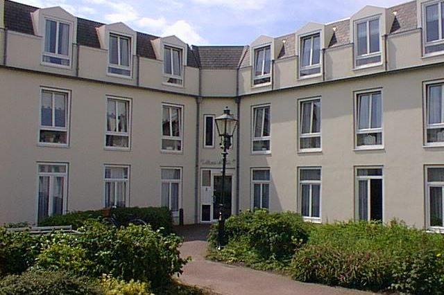 Kasteelplein 6 t/m 76: Appartementen