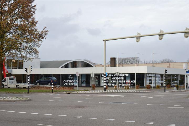 Europaweg 15, Oosterhout (NB)
