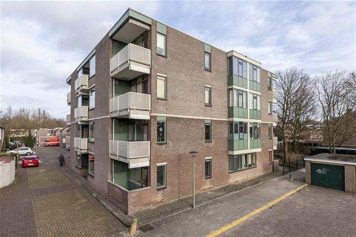 Holwardastraat 34 t/m 84 - Appartementen
