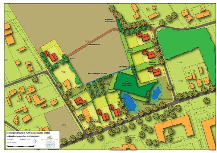 Bouwgrond te koop kluisstraat 5427 em boekel funda - Hoe een heuvelachtige tuin te plannen ...